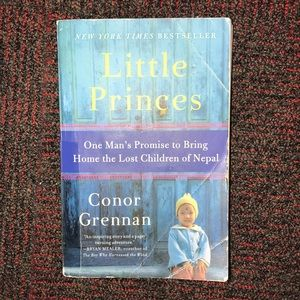 Other - Little Princes written by Conor Grennan